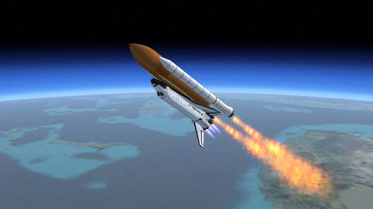 fsx space shuttle atlantis flight - photo #27