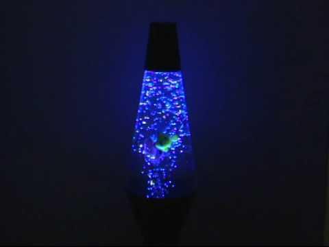 Lava Lamp Aquarium