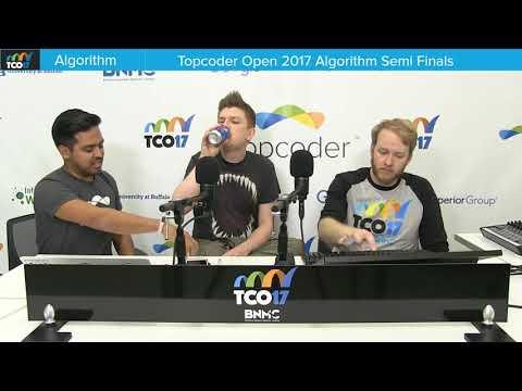 TCO17 Psyho Post-Marathon Interview