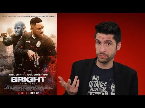 Bright - Movie Review streaming vf