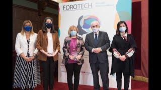 ForoTech 2020. Entrega del Premio Ada Byron a la mujer tecnóloga