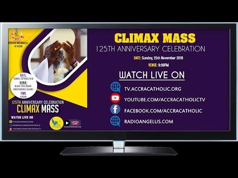 125th Anniversary Climax Mass - Live Part 2 (25-11-2018) Mp3