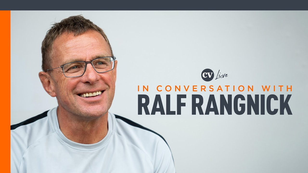 in conversation with ralf rangnick coaching philosophy rb leipzig red bull salzburg cv live