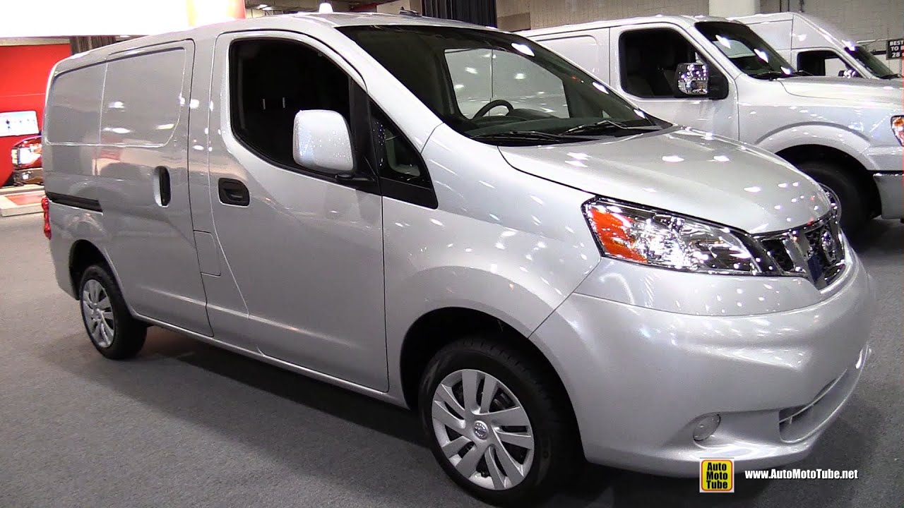2015 nissan nv200 interior. 2015 nissan nv200 commercial vehicle exterior and interior walkaround new york auto show youtube nv200