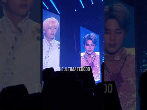 180920 The Truth Untold (Jimin, Taehyung Focus) @ BTS 방탄소년단 Love Yourself Tour in Hamilton Fancam 직캠