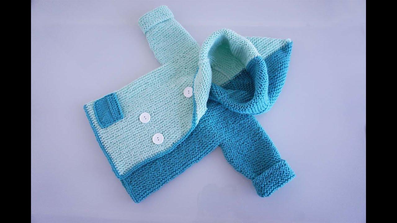 шапочка для новорожденных спицами схема