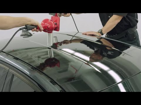 How to wrap a roof - 3M™ Wrap Film Series 2080