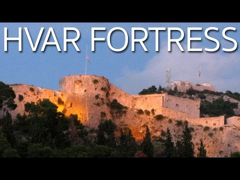 Forgetting Things In Hostels | Hvar Fortress In Croatia