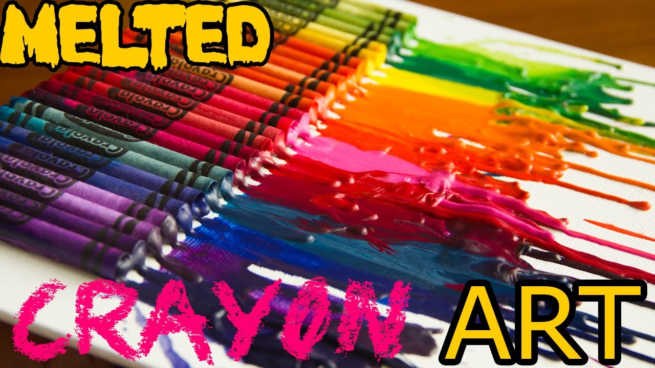 color crayon art : Color Crayon Art 14