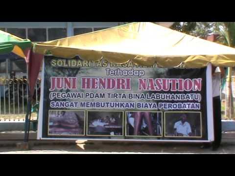 "Dokumentasi LSM ""CIFOR"" Ketika Pemkab.L.batu Tidak Perduli Nasib Juni Pegawai PDAM Tirta Bina"