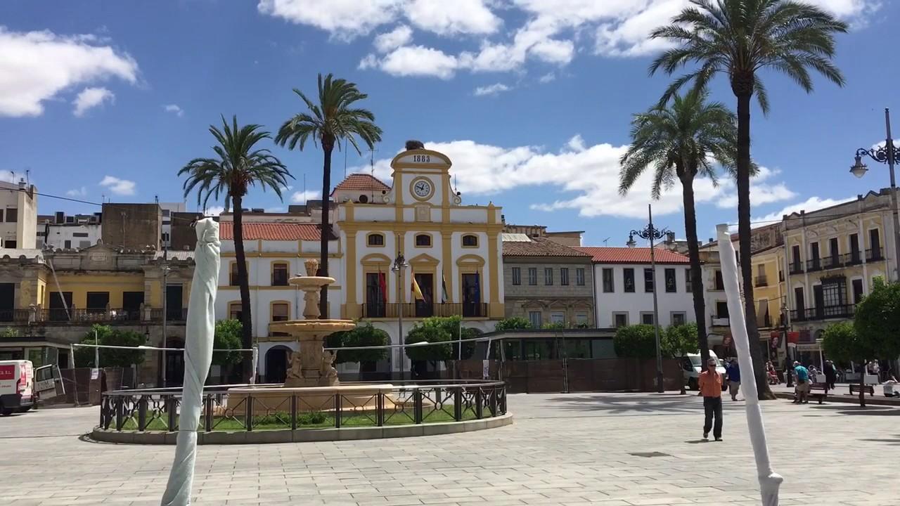 merida plaza espana