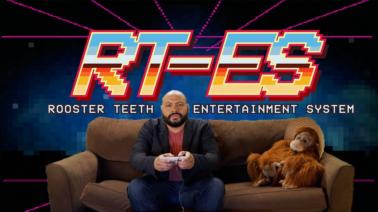 Rooster Teeth Entertainment System (#RTES) - Official Trailer