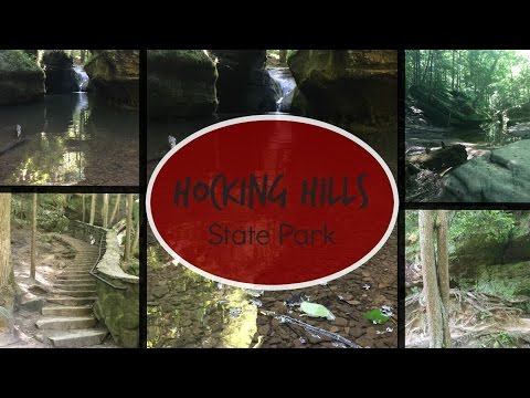 Ohio Guide: Hocking Hills State Park