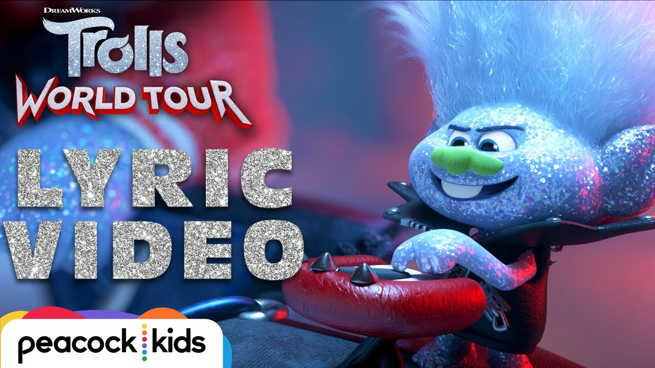 Trolls World Tour The Other Side Lyric Video Youtube