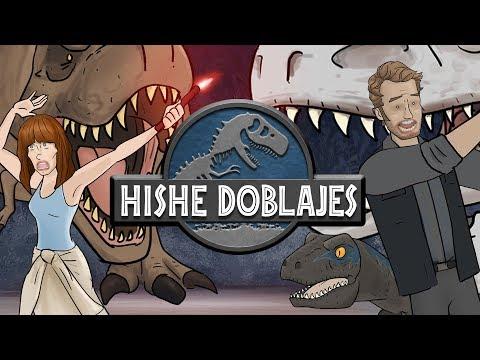 Jurassic World - Recapitulacion Comica (HISHE Doblajes)