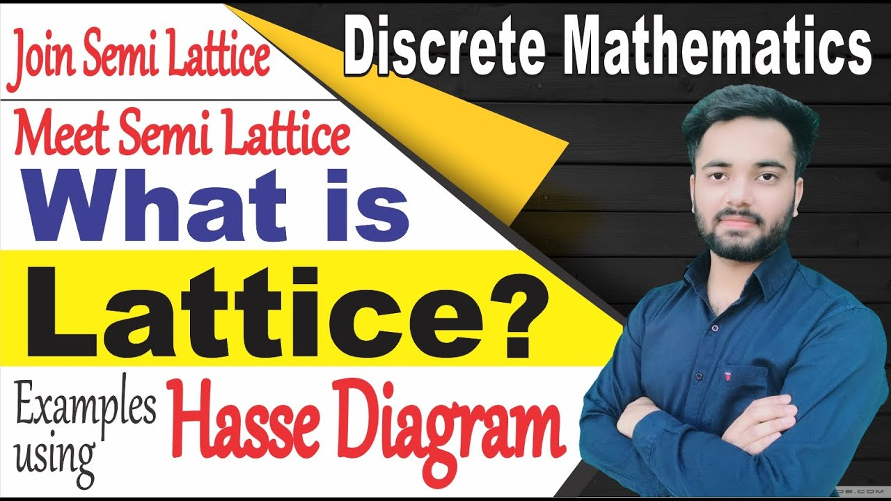 11 Hasse Diagram For D4 Into D6 Product Of Lattice Discrete Mathematics Bsc Prince Bhawar Youtube