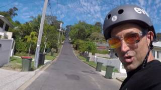 Evolve GT Street Hill Test - Australia's STEEPEST street?