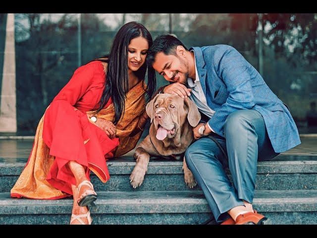 WEDDING TEASER  Vishrut & Ankita