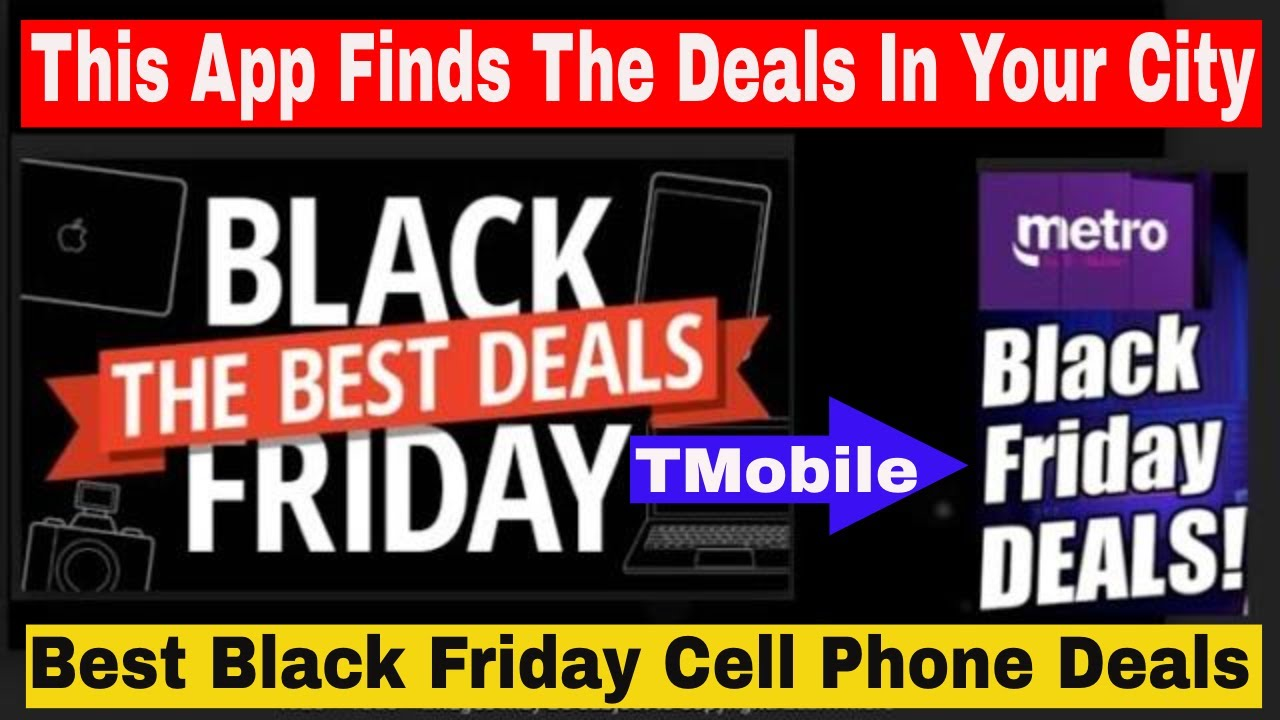 Black Friday Deals 2018 App To Find Local Deals Flipp App Metro By Tmobile Black Friday Deals Youtube