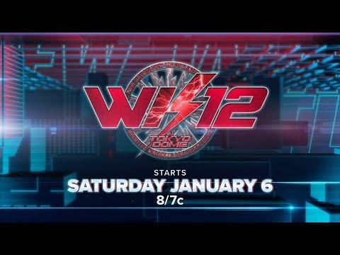 NJPW's Wrestle Kingdom 12 in the Tokyo Dome | January 6th on AXS TV
