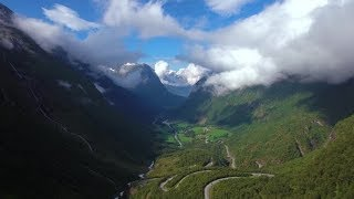 Beautiful Nature Norway. | Stock Footage - Videohive