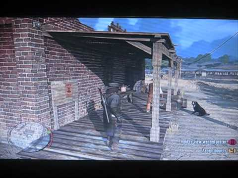 red dead redemption how to rob the bank in macfarlane's ranch