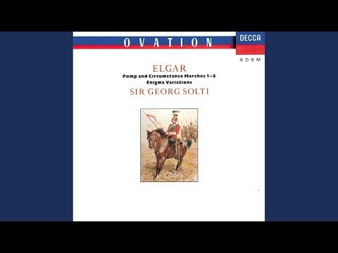 Elgar: Pomp & Circumstance March No1 in D Major, Op39, No1