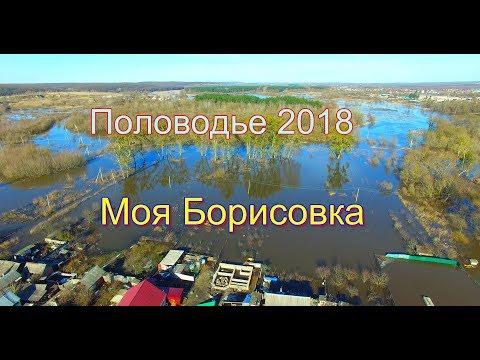 Половодье 2018 ][ Моя Борисовка