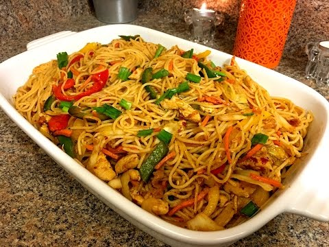 Hakka Chinese Noodles | Quick & Delicious Cuisine