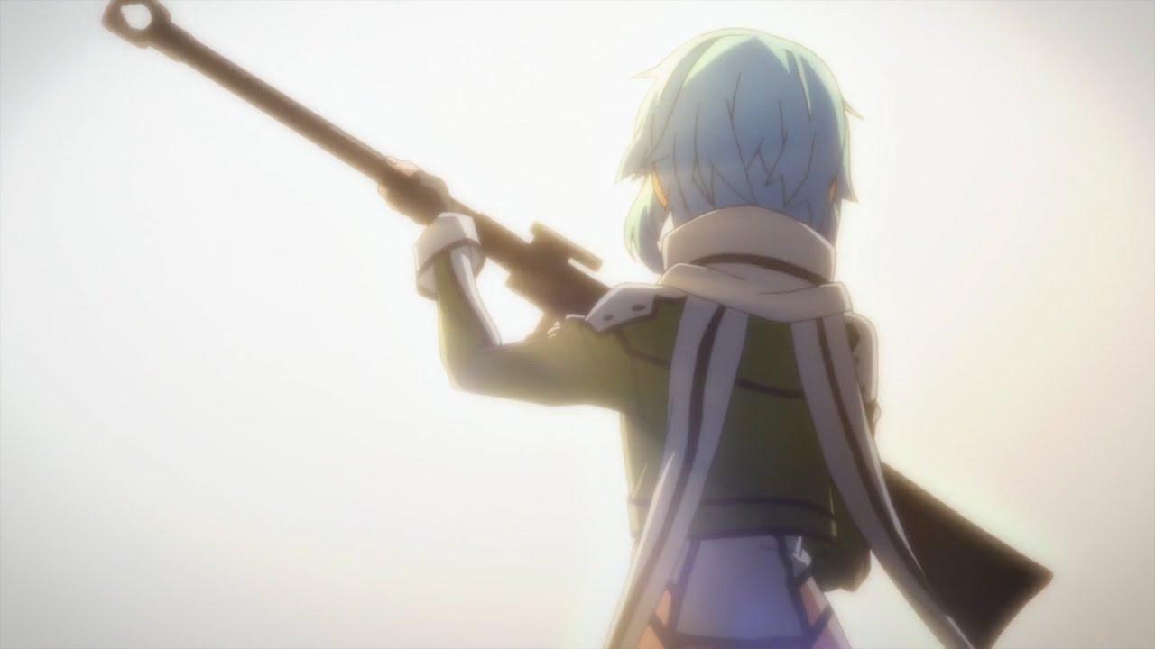 """Y... GAME OVER a GGO"" - Sword Art Online II / Capítulo 14 (GGO) - YouTube"