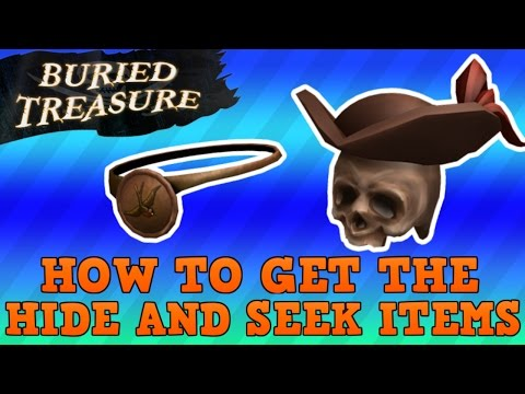 How to Get The Skeletal Captain and Jerry's Eye-Patch | Buried Treasure Roblox Event