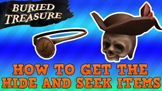 how to get the skeletal captain and jerrys eye patch buried treasure roblox event