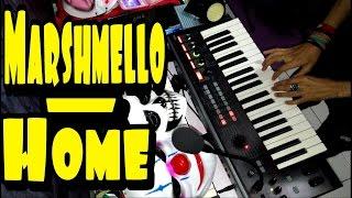 Marshmello - Home (SYNTH COVER)