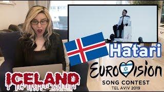 Hatari - Hatrið mun sigra   I c e l a n d   Eurovision 2019   REACTION