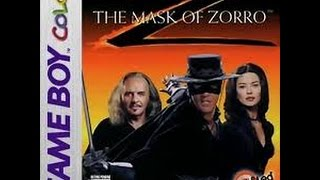 Mask of Zorro - Gameboy- Full Game No commentary Walkthrough