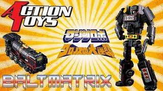 Action Toys MR-10 STEAM ROBO