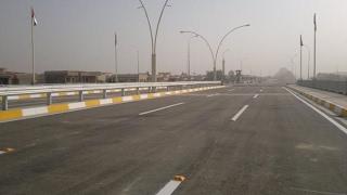 أخبار خاصة - مراسل أخبار الآن : تحرير أول جسور الموصل من الجهتين الغربية والشرقية