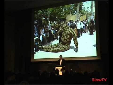 Robert Storr lecture (p1), Museum of Contemporary Art
