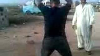 dance on hoxby for all wanted boyz by Rj Rashid Romeo