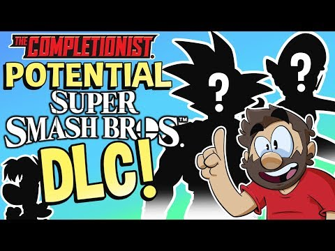 Top 10 Potential Smash Bros DLC Characters | The Completionist