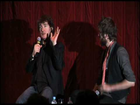 Q&A with Dylan Moran  A Film With Me in it  Part 2