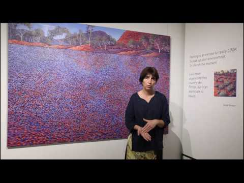 Artist Interview: Sarah Brown and her first solo show in Singapore