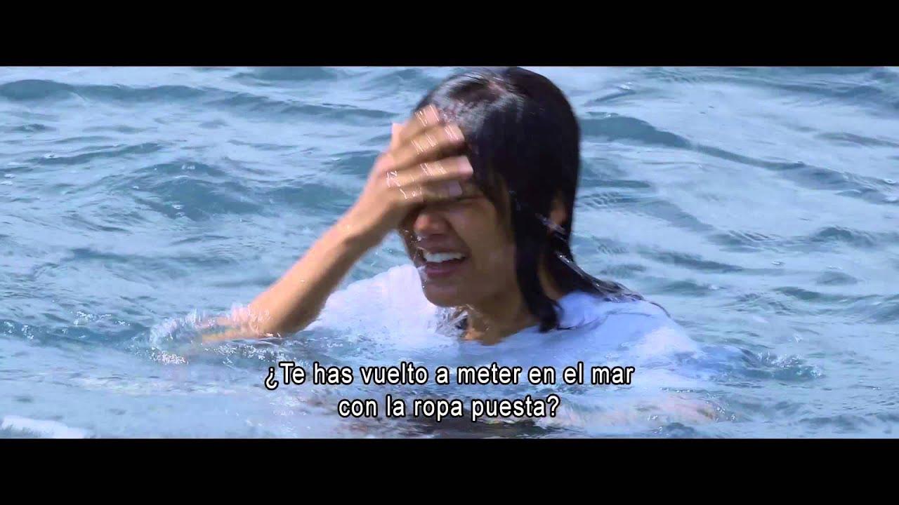 AGUAS TRANQUILAS de Naomi Kawase Trailer Oficial HD Subtitulado Español
