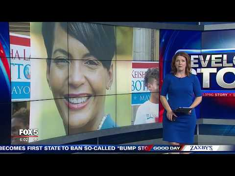 Keisha Lance Bottoms calls Attorney General to investigate fake robo call