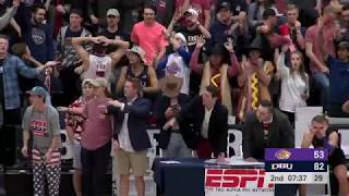 DBU Basketball Highlights vs. Ouachita Baptist (11/17/18)
