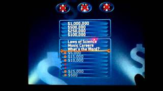 Millionaire 2011 iPhone/iPad Game - A run to $1 MILLION (HD)