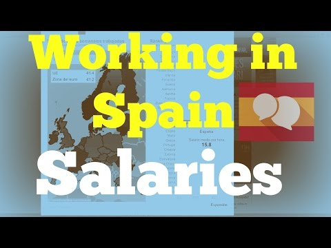 Working In Spain - What Salary Should You Expect To Earn?