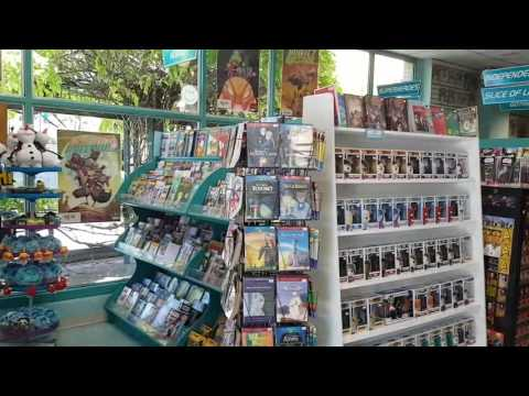 valencia comic book store