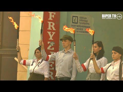 76 rocznica wybuchu Powstania Warszawskiego w Białej Podlaskiej