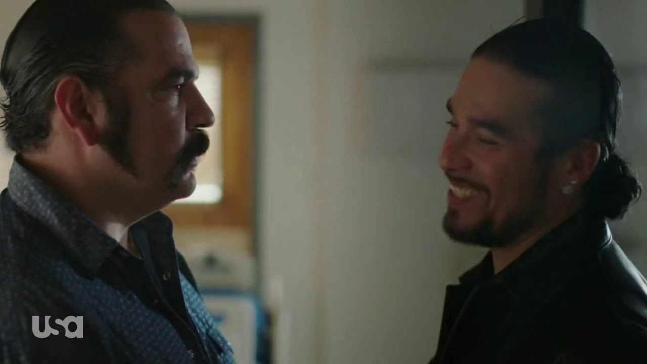 Download Queen of the South S04 Boaz and Pote hospital scene